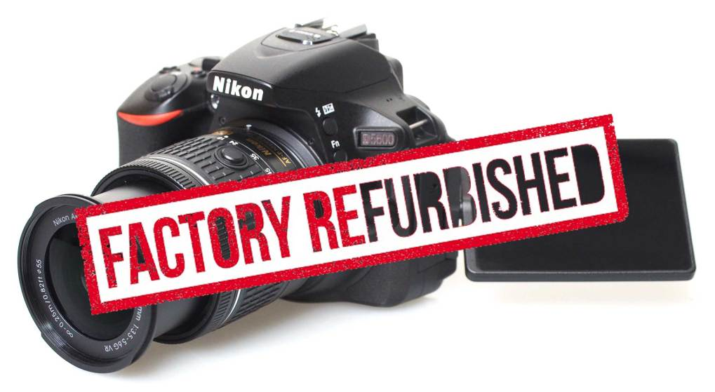 Is Your Nikon Gear Brand New? Or Is It Refurbished? Know It