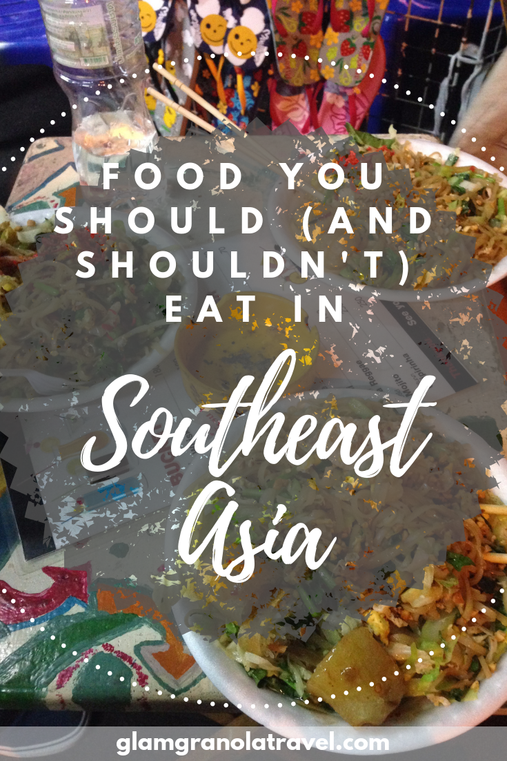 From coconuts to curries, Chang beer to Laotian whiskey, here\'s my budget backpacker foodie\'s don\'t-miss list of food in Southeast Asia.