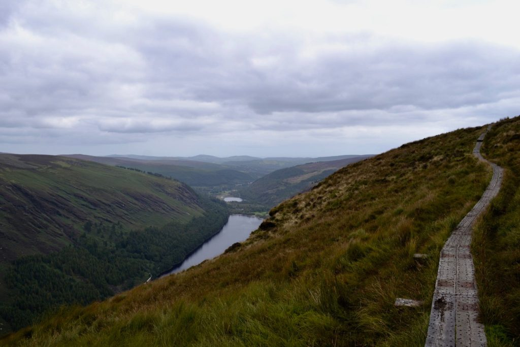 Wicklow Mountains National Park White Route, Ireland