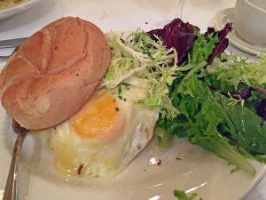 Augustine brunch NYC breakfast sandwich