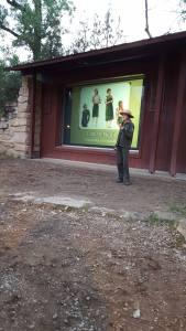 A Ranger Program at Cottonwood Campground