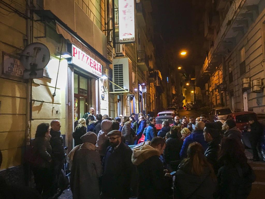L'Antica Pizzeria Da Michele, Naples | Best Pizza in the World, Naples, Italy