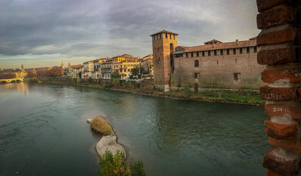 Castelvecchio, Verona   10 Day Italy Itinerary