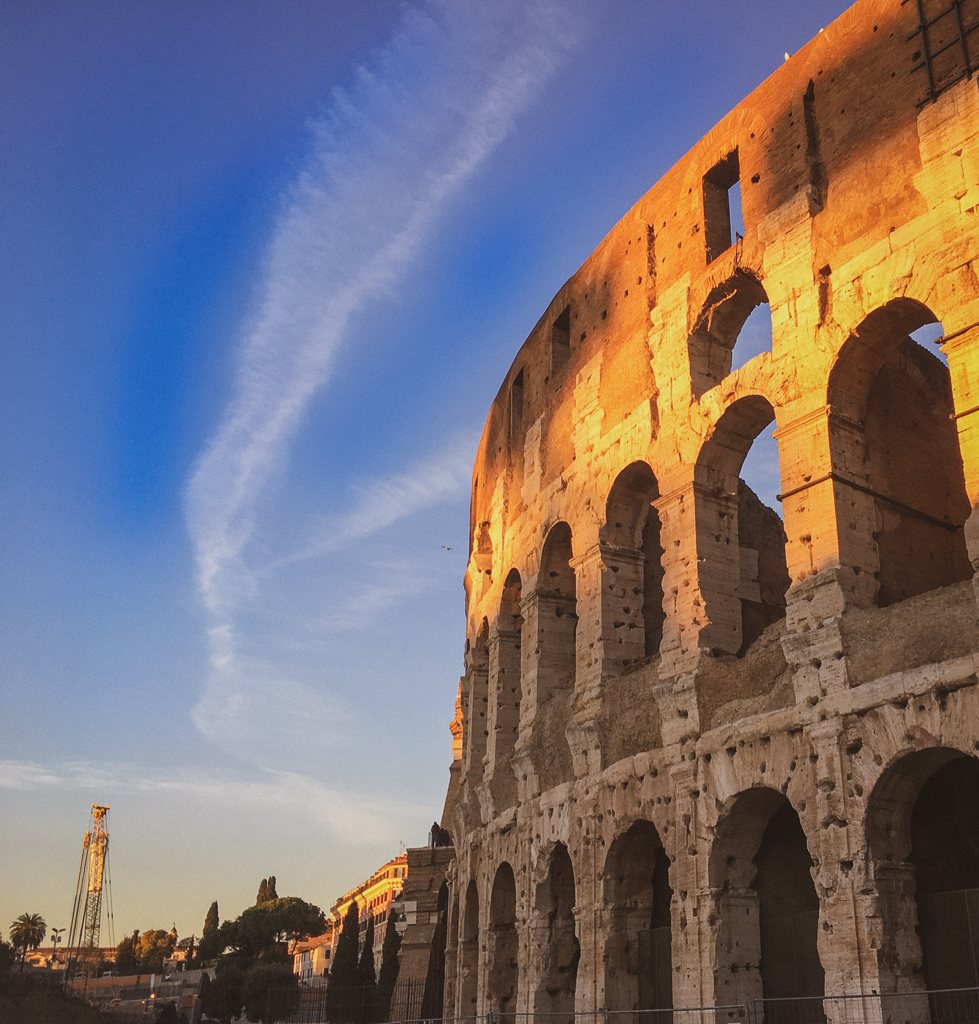 The Colosseum, Rome | 10 Day Italy Itinerary