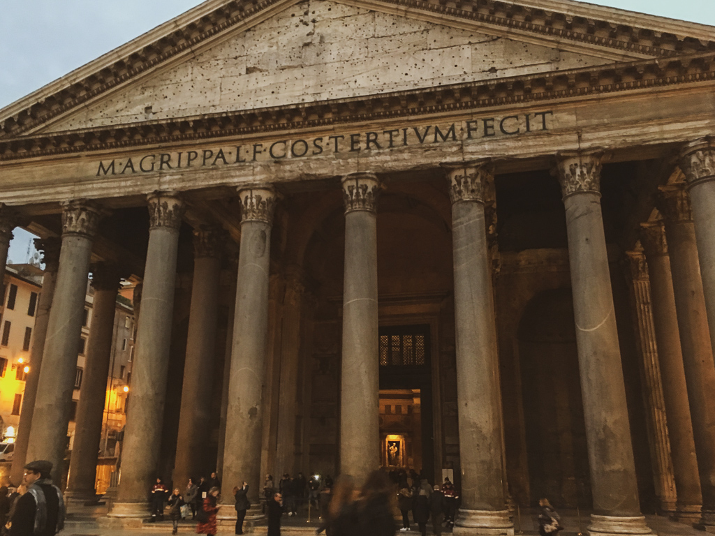 The Pantheon, Rome | 10 Day Italy Itinerary