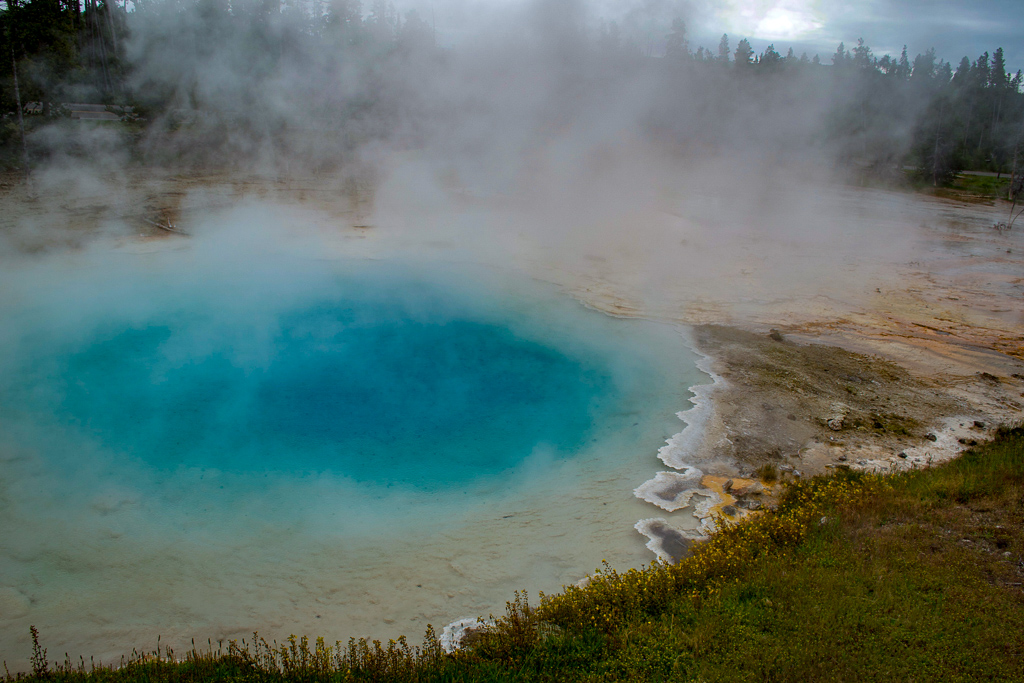 Fountain Paint Pot, Yellowstone National Park