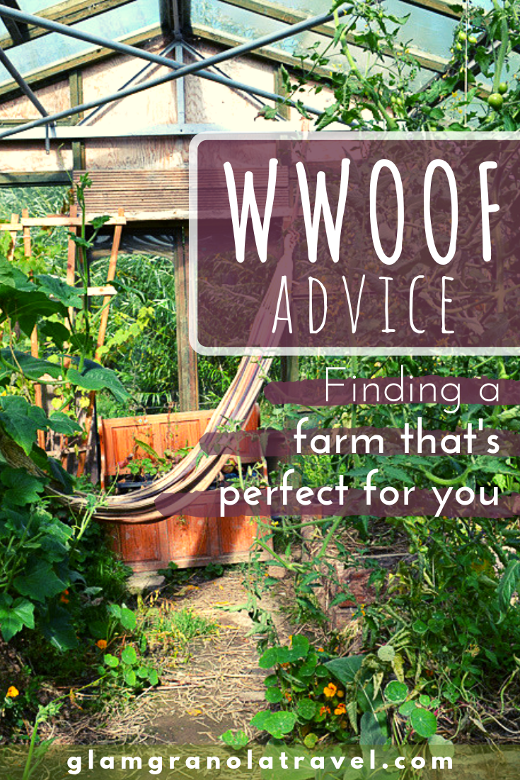 WWOOF (World Wide Opportunities on Organic Farms) partners with literally thousands of farms worldwide. It\'s a little overwhelming. This guide is all you need to find your best WWOOF farm soulmate!