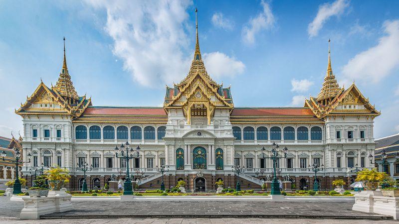 4 Day Bangkok Itinerary | Grand Palace