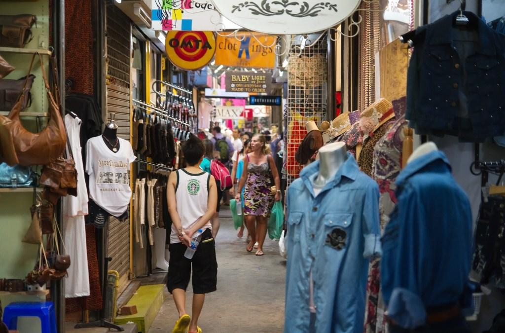 4 Day Bangkok Itinerary | Chatachuk Weekend Market