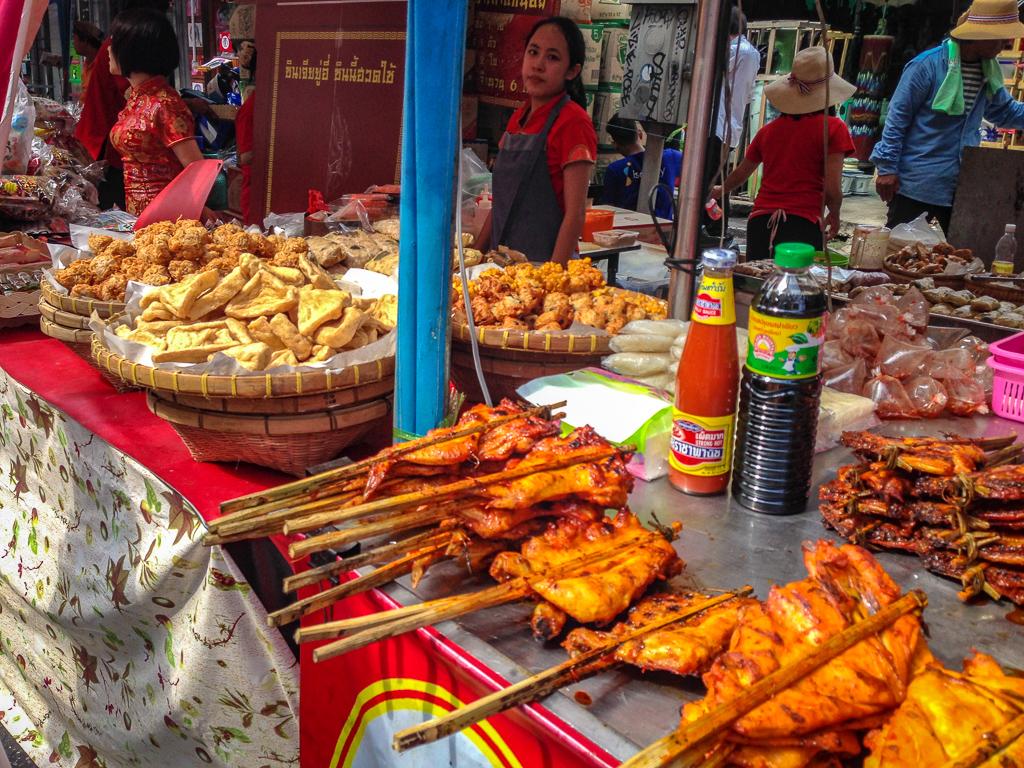 4 Day Bangkok Itinerary | Chinatown Street Food