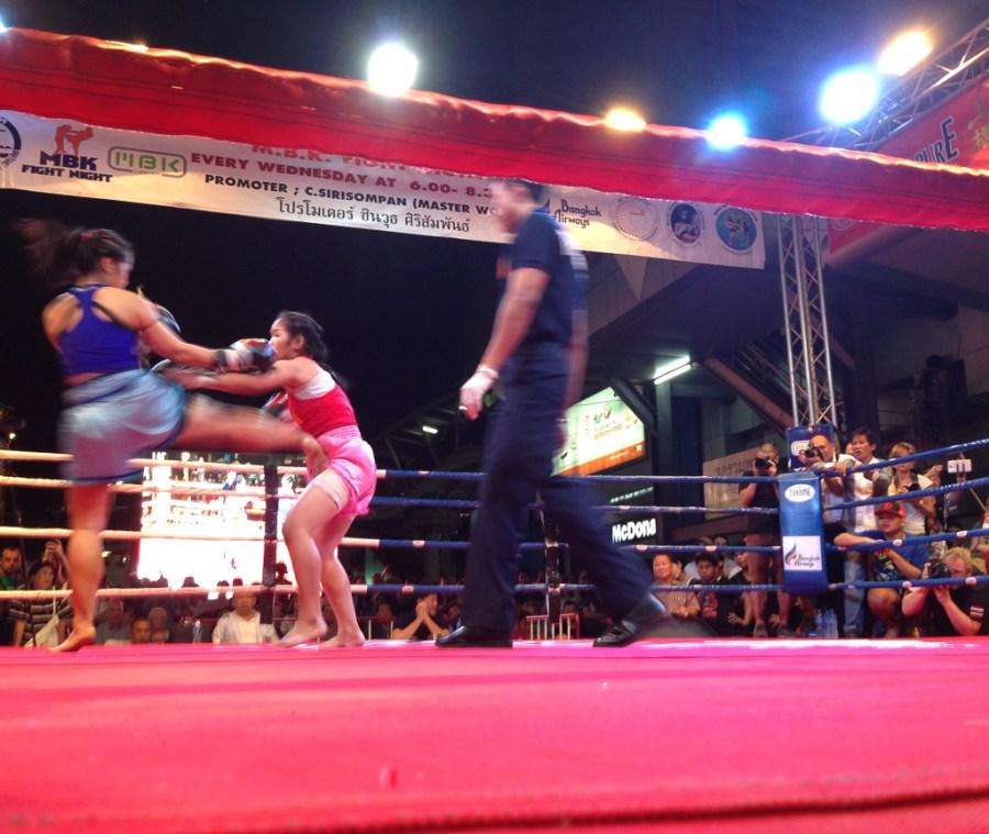 4 Day Bangkok Itinerary | Muay Thai Boxing