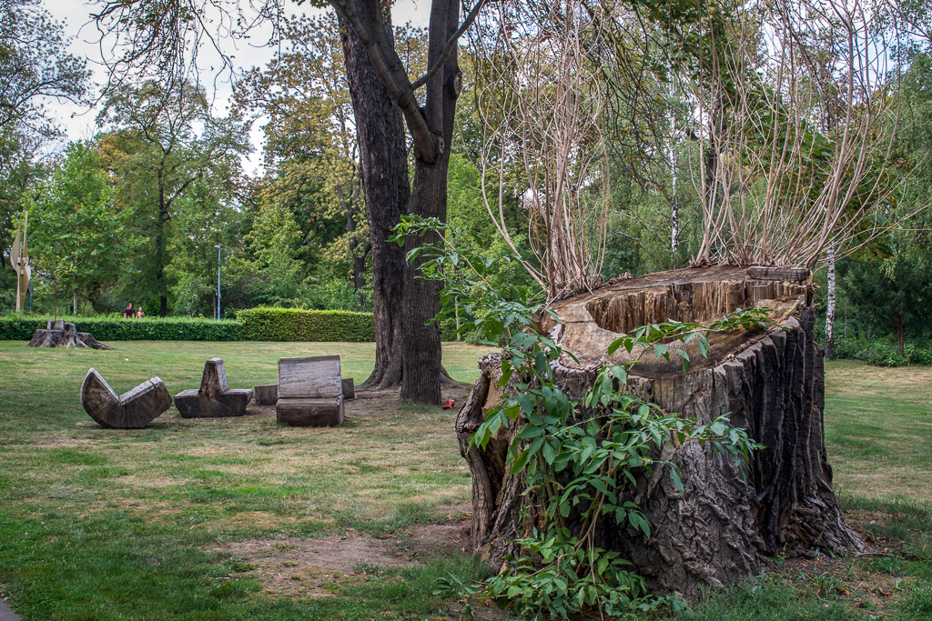 Have a picnic in Letna Park during your 4 days in Prague