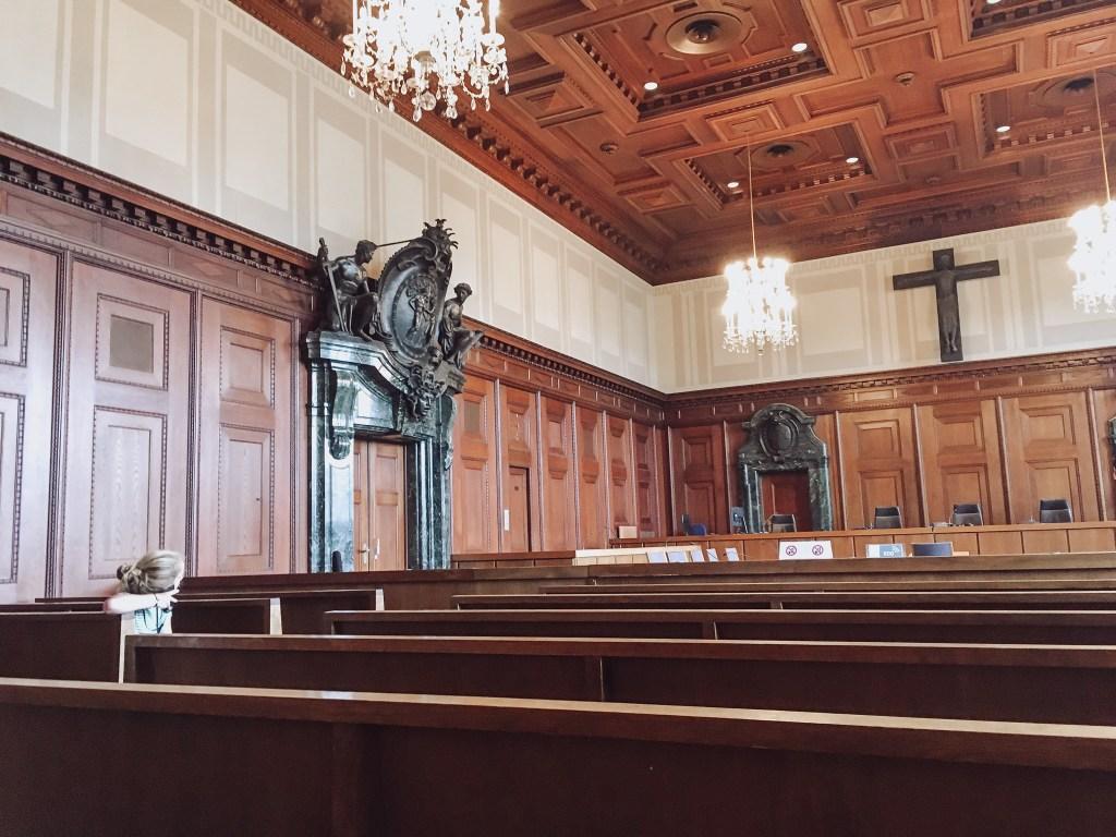Nuremberg Trials Courthouse