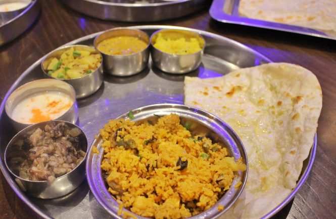 saravanaa bhavan indian restaurant review