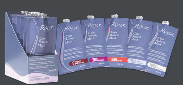 Roux hair color shades
