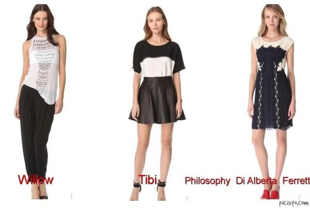 Black & White Trends