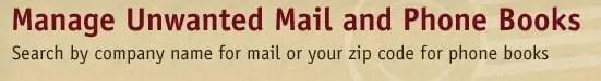 Catalog Choice Options