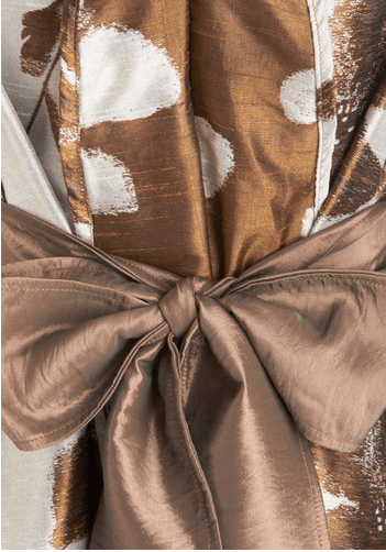 Printmaking Dress