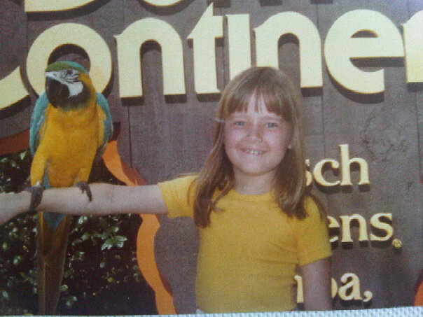 Karen as a kid