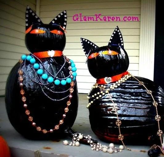 GlamKaren pumpkins
