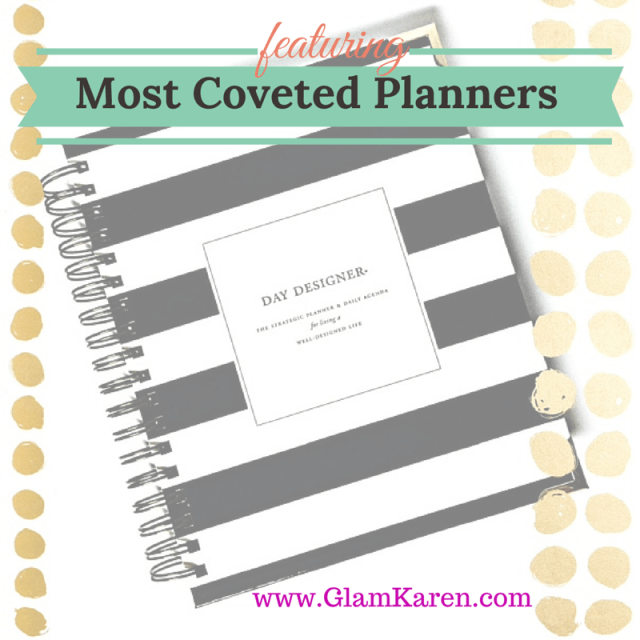 Most Coveted Planners