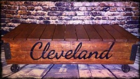 Relics of the Reltbelt in #Cleveland makes it SO easy to style your home shabby chic! Repurposed. Love! GlamKaren.com