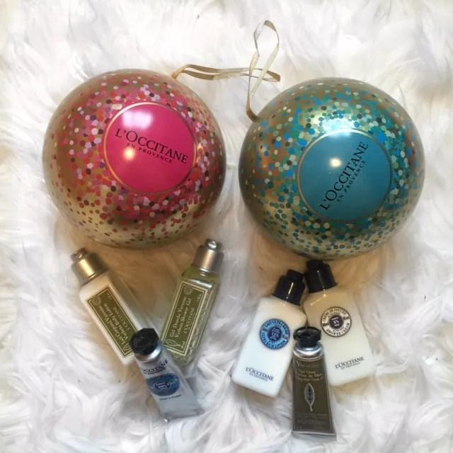 L'OCCITANE makes the PERFECT gift! GlamKaren.com