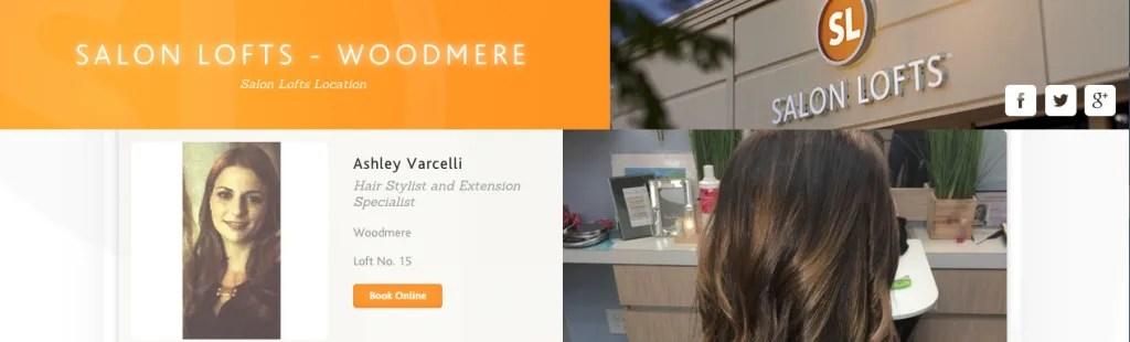 Ashley Varcelli: Cleveland Hair Stylist to blogger Glam Karen