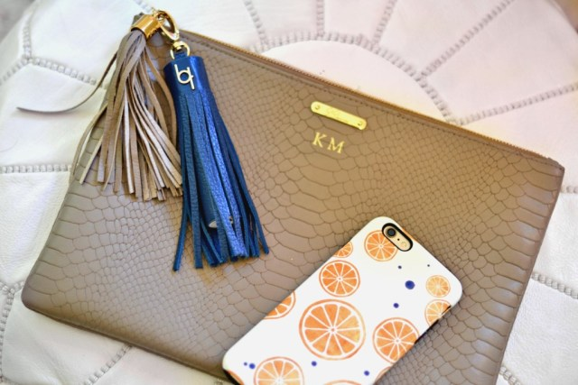 The Charging Tassel : Charge your cellphones in style! GlamKaren.com