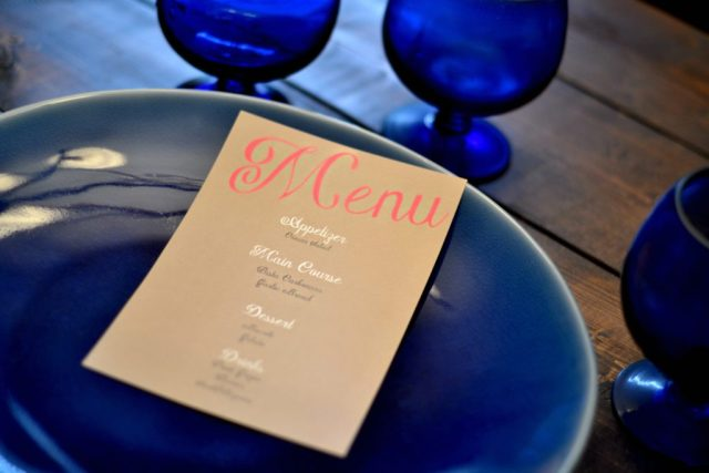Custom Invitations : Basic Invite | GlamKaren.com