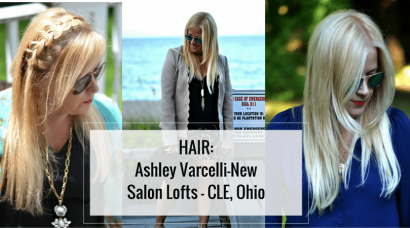 Hair : Ashley Varcelli-New : Salon Lofts in CLE, Ohio