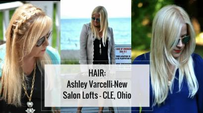Hair: Ashley Varcelli-New : Salon Lofts : Cleveland, OH