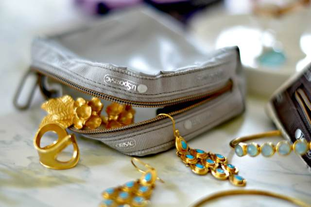 Stylist Secrets on Packing a Suitcase Like a Pro! | GlamKaren.com