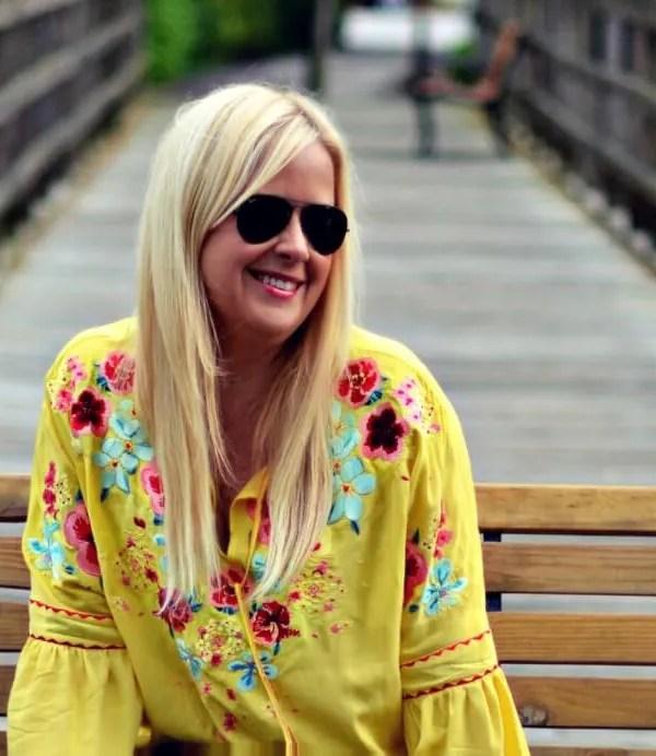Wear the Embellished Trend (Cleveland Dillards Event)