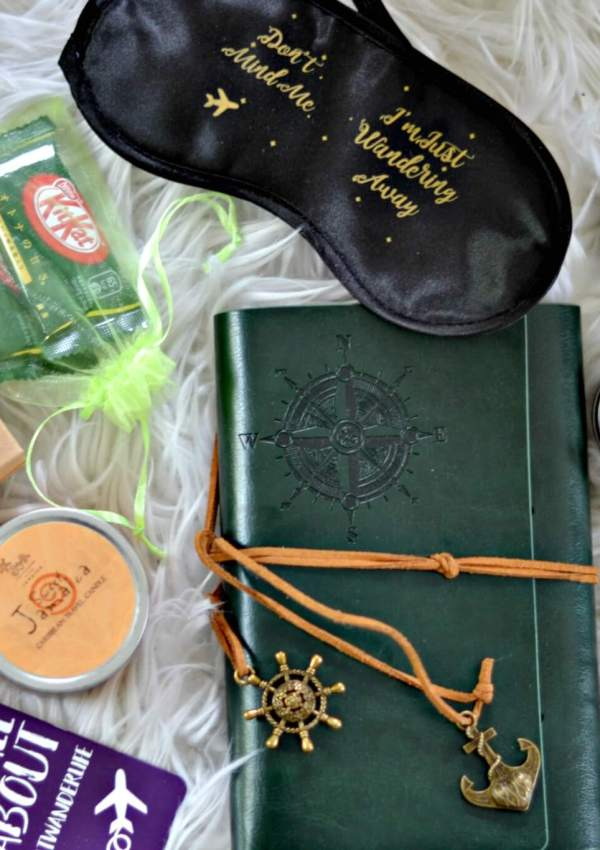 Love to Travel? You'll LOVE this Travel Subscription Box!