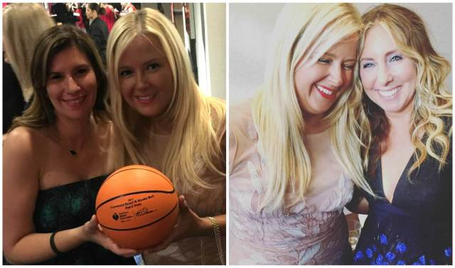 "American Heart Association ""Hoops & Dreams"" Heart Ball in Cleveland"