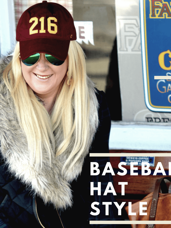 Style Tips: How to Wear a Baseball Hat