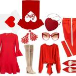 Go Red! Your Guide on How to Wear Red in 3 Steps