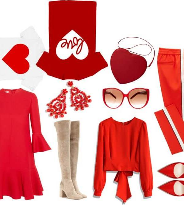 💃Go Red! Your Guide on How to Wear Red in 3 Steps