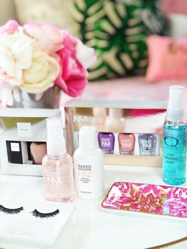 5 Reasons your Mani Doesn't Last (& game-changing tips). #manicure #pedicure #nailstagram #nails #spaday #manicurepedicure #manicuretips #zoyanailpolish #homespa