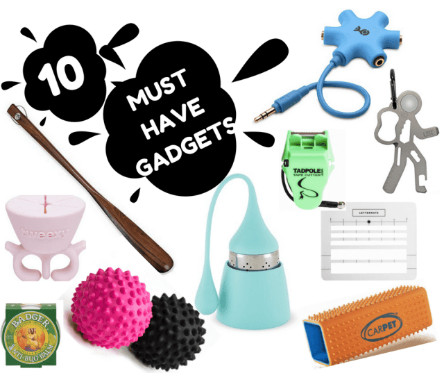 10 Fail-Proof Gizmos (under $10) You Need in your Life