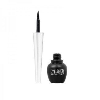 Eyeliner Definition schwarz