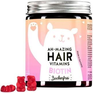 Bears with Benefits AH-MAZING HAIR VITAMINS MIT BIOTIN, ZUCKERFREI