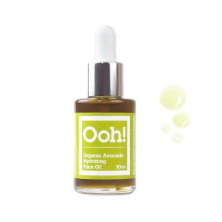 Oils of Heaven Organic Avocado Hydrating Face Oil