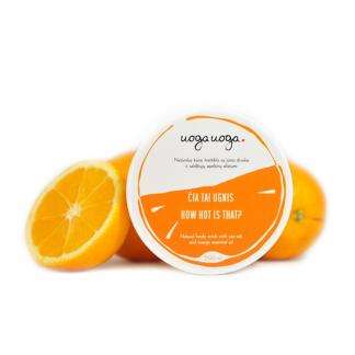 Uoga Uoga How Hot is That Body Scrub mit Meersalz und Orange
