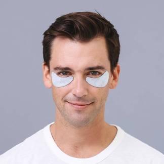 Skin Republic Anti-Müdigkeit Augenpatches Aktivkohle