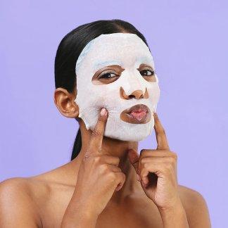 Skin Republic 2 Step Hyaluronic Acid+Collagen Tuchmaske
