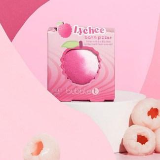 Bubble T Tastea Bath Fizzer Lychee