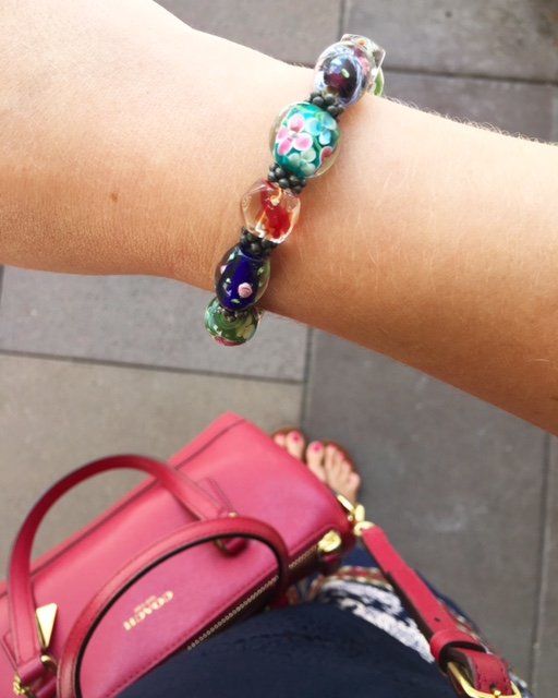 Flower Bracelet
