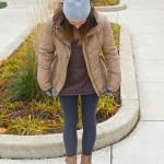 Brown And Grey – Winter Outfit Idea